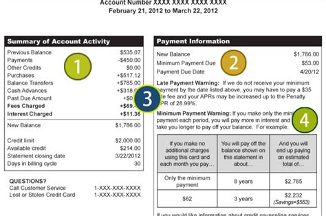 make a credit card statement why is your credit card bill so how credit card