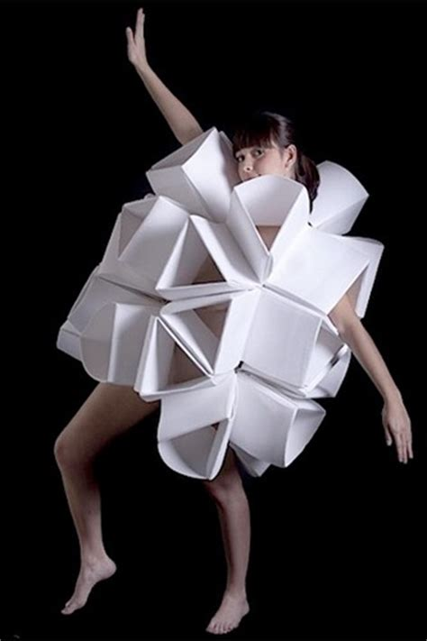 origami garments 44 best images about textiles multiples on