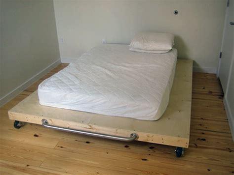 build platform bed how to build a modern platform bed yourself
