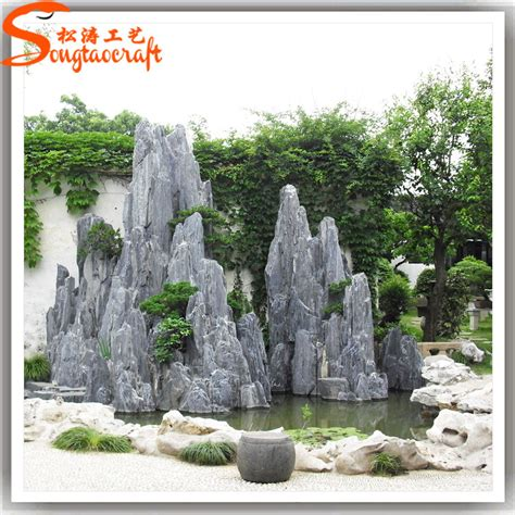 slate landscaping discount artificial landscaping slate rock fiberglass