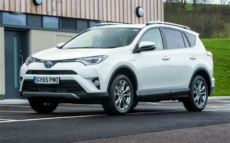 Toyota Suv Reviews by 2016 Toyota Rav4 Hybrid Suv Review