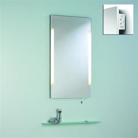 bathroom mirror lights with shaver socket bathroom cabinet with mirror and light and shaver socket