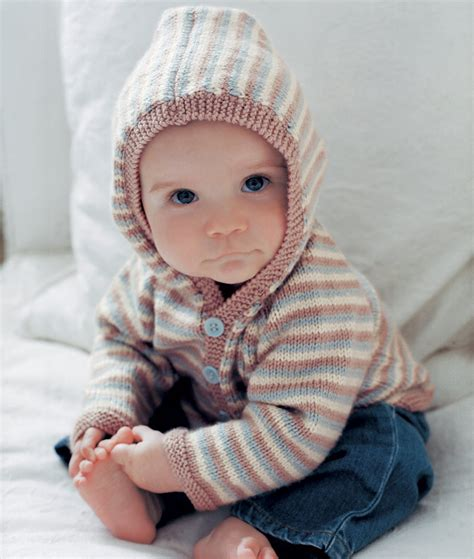 hooded cardigan knitting pattern free free knitting patterns baby sweaters