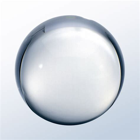 spherical glass prism glass corporate awards