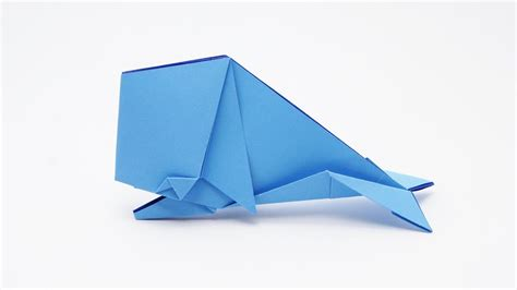 origami jo origami whale jo nakashima my crafts and diy projects