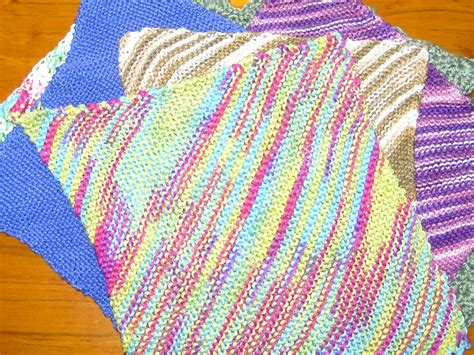 easy knit dishcloths debt free cashed up and laughing the cheapskates way to