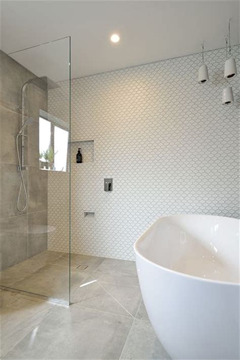 bathroom tile feature ideas 25 best ideas about bathroom feature wall on