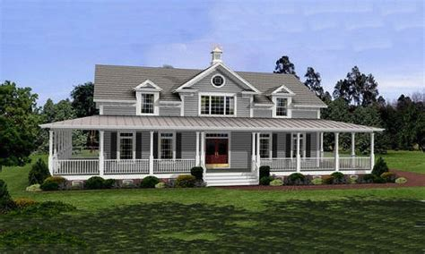 farmhouse style house rustic house plans with wrap around porches