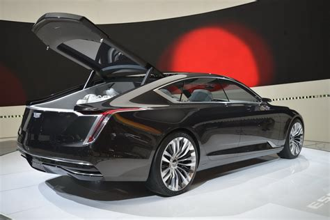 Cadillac Concept by Cadillac S Escala Concept Is A Sharp Dressed Luxo Barge