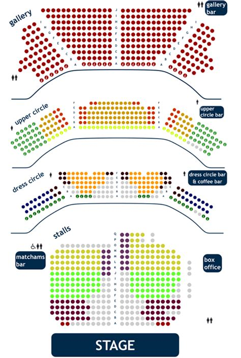 opera house theatre blackpool seating plan blackpool grand theatre whats on theatres