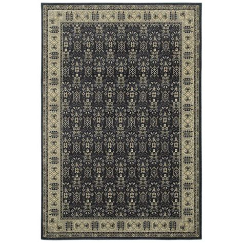 7 ft area rugs home decorators collection indigo 7 ft 10 in x 10