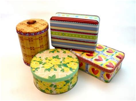 decoupage tin how to transform tins craftstylish