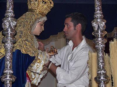 vestidor antonio bejarano hermandad sacramental de san jos 233 obrero sevilla