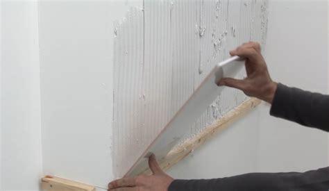 comment poser un carrelage mural les 233