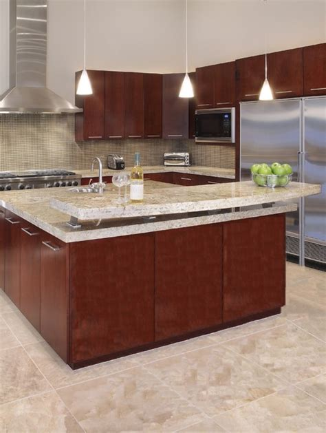 kitchen islands with breakfast bars kitchen island raised breakfast bar contemporary