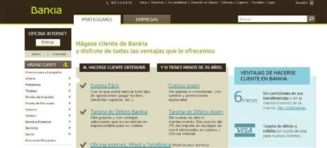 bankia oficina de internet bankia oficina internet jpg blogeconomista