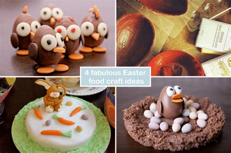 food craft ideas for 4 fabulous easter food craft ideas a mummy