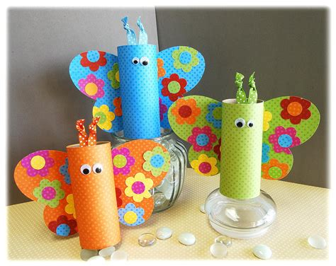 crafts using toilet paper rolls toilet paper roll crafts paper crafts