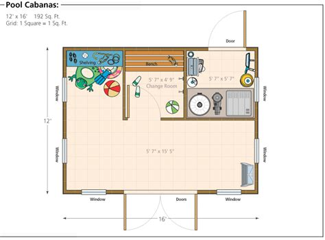 small pool house floor plans pool house floor plans or by floor plans 16 cabana