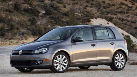 2010 Volkswagen Tdi review 2010 volkswagen golf tdi delivers potent one two