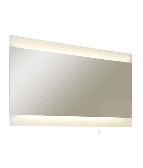 wide bathroom mirror wide illuminated bathroom mirror
