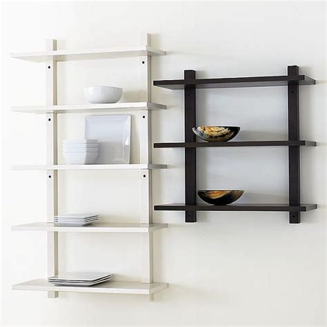 white wall mounted bookshelves simple wall mounted bookcase
