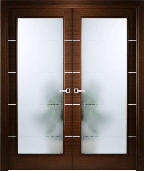 frosted glass for doors choosing a frosted glass interior door to your apartment
