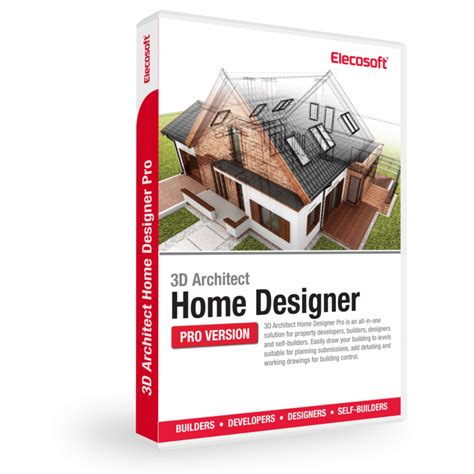 home design pro 3d 3d architect home designer pro software elecosoft