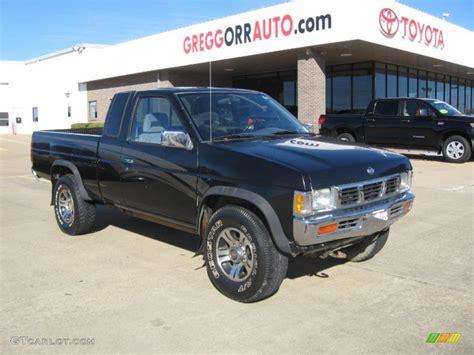 Nissan 4x4 Truck by 1997 Black Nissan Hardbody Truck Se Extended Cab 4x4