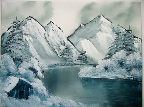 bob ross paintings buy painting bob ross style 3 by keitarosan86 on deviantart