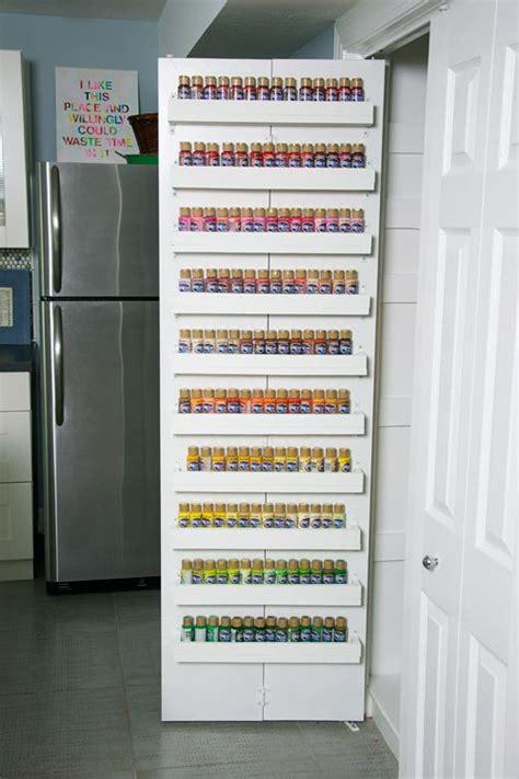 acrylic paint storage ideas 25 unique craft paint storage ideas on