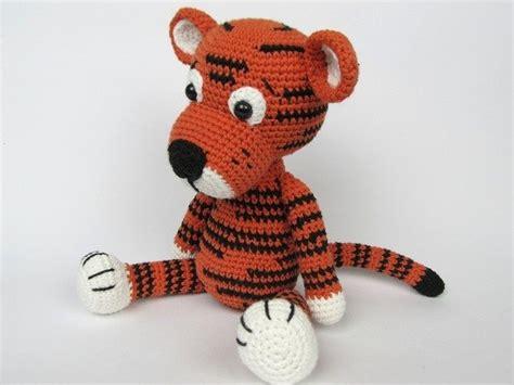tiger knitting pattern free tiger tomy amigurumi crochet pattern
