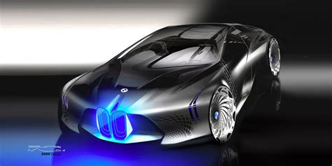 Bmw Future by Bmw Vision Next 100 Shows Future Of Bmw Business Insider