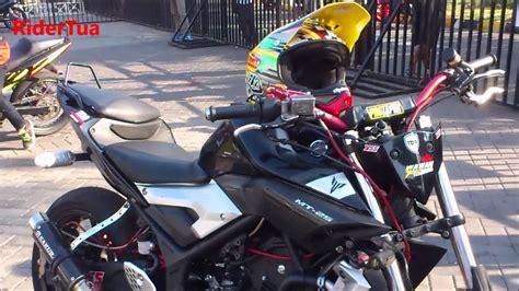 Modifikasi Motor Matic Untuk Freestyle by Top Modifikasi Motor Freestyle Terbaru Dunia Motor
