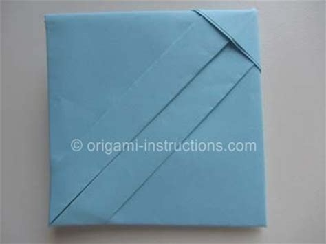 origami letter folds origami square letter fold paper working