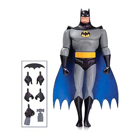 animated figures batman the animated series batman figure dc