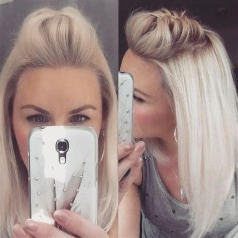 braided hairstyles for thin hair 10 medium length styles perfect for thin hair popular