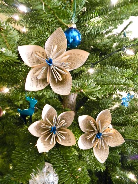 craft ideas for ornaments paper craft ornament ideas creative and