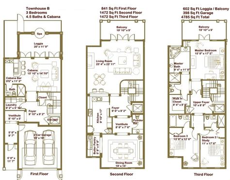 townhome floor plan welcome wallsebot