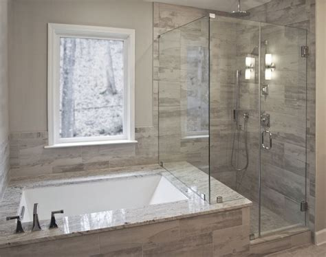 bathroom tub to shower remodel best 25 drop in tub ideas on drop in bathtub