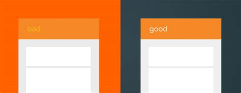 orange color theme four tips for improving color harmony in your theme