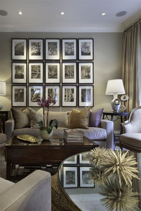 decorating with gray 21 gray living room design ideas