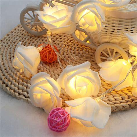 led flower string lights 2 2m 20led flower led lights newyear
