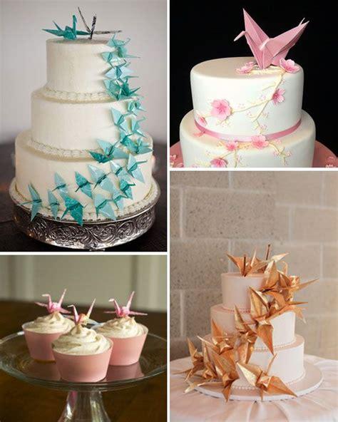 origami cake origami cake wedding