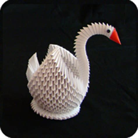 how to make a origami swan 3d more origami make origami