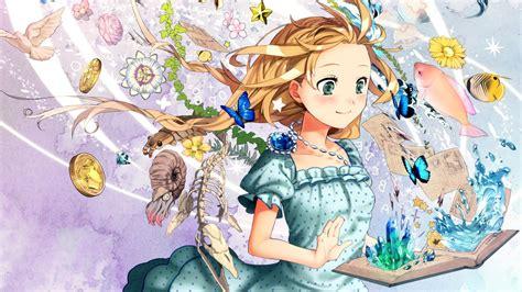 read anime reading through two blue