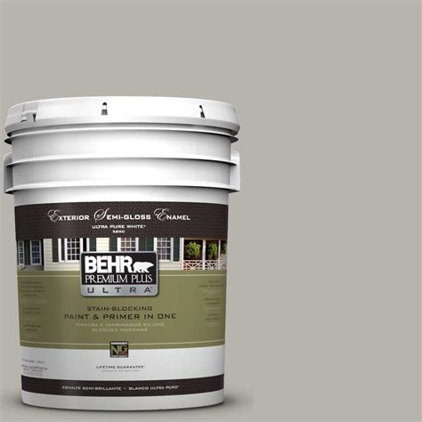 behr paint color ashes behr premium plus ultra 5 gal ul260 9 ashes semi gloss