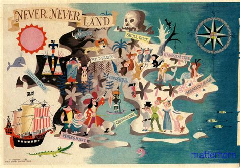 Michael Jackson Wallpaper For Bedroom by Stuff From The Park Souvenir Friday Map Of Never Never Land