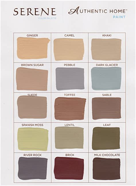 colors that match grey authentic home color paint 183 more info