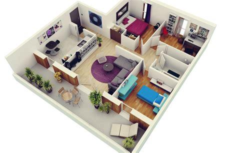 3 bedroom plan 3 bedroom apartment plans interior design ideas